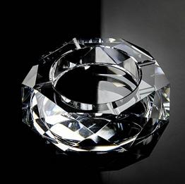 SSBY Kreative Persönlichkeit Mode-Schmuck Kristall-Aschenbecher Aschenbecherein - 1